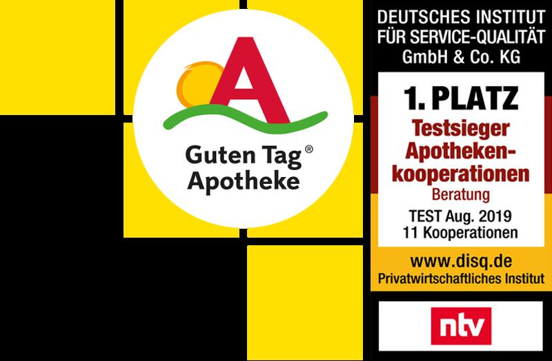 Guten Tag Apotheke Logo